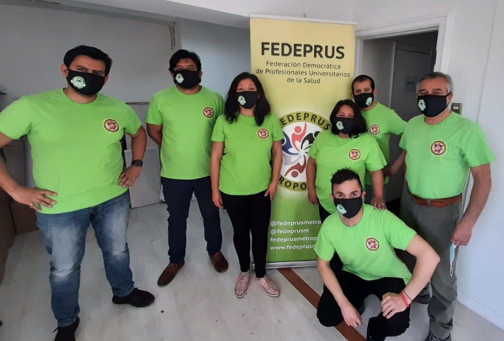 ASUME NUEVO DIRECTORIO DE FEDEPRUS METROPOLITANA